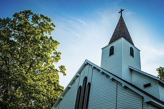 onyonet  photo studios - Suttons Bay Michigan First Lutheran Church