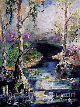 Suwannee River Black Water Magic by Ginette Callaway