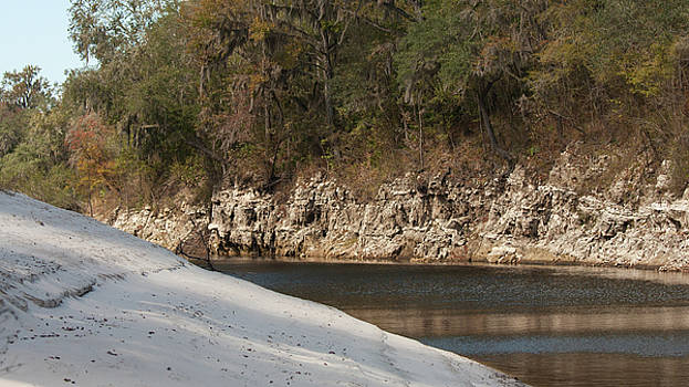 Paul Rebmann - Suwannee River Sand Water and Rock