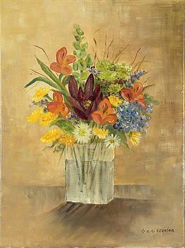 Suzy's Flowers by E E Scanlon