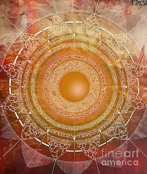 Svadhisthana Carnal Knowledge by Brenda Erickson