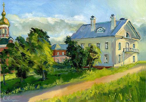 Sviblovo Manor by Lelia Sorokina