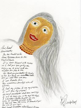Sweet Grandmother  by Katie Wamsley