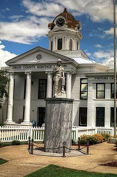 Swain County Heritage Museum Bryson City NC by Carol Montoya