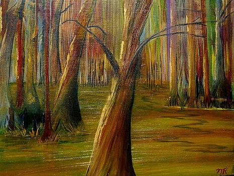 Swamp Magic by Monica Hebert