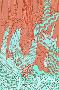 Swamp of Sadness by John  Stidham