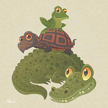 Swamp Squad by John Schwegel