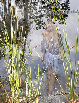 Swamp Woman by Rosalie Scanlon