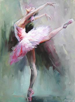 Swan Lake 2 by Nelya Shenklyarska