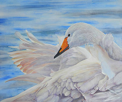 Swan Lake by John Neeve