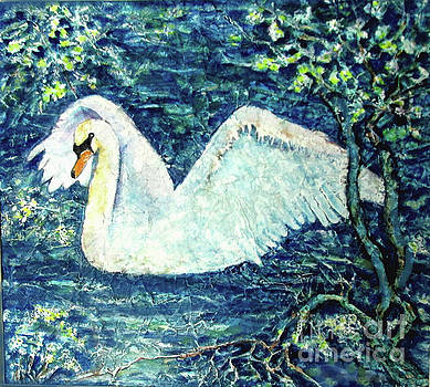 Swan Lake by Norma Boeckler
