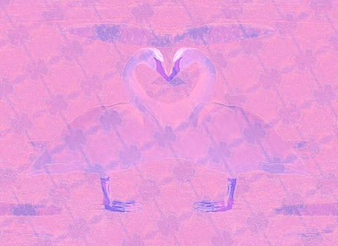 Swan Love by Janice Westerberg