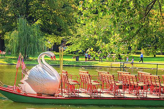 Sylvia J Zarco - Swanboat Summer