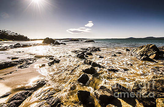 Swansea Tasmanian beach landscape by Jorgo Photography - Wall Art Gallery