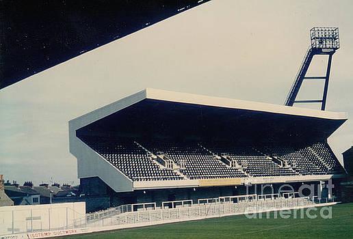 Legendary Football Grounds - Swansea - Vetch Field - East Terrace 2 - 1970s