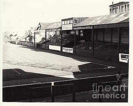 Legendary Football Grounds - Swansea - Vetch Field - North Bank 1 - BW - 1960s