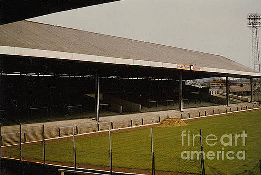 Legendary Football Grounds - Swansea - Vetch Field - South Stand 2 - 1970s