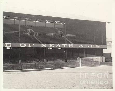 Legendary Football Grounds - Swansea - Vetch Field - West Terrace 1 - BW - 1960s
