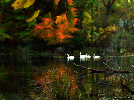 SwanSong Impression by Michelle  BarlondSmith