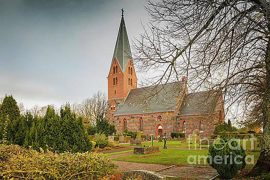 Sophie McAulay - Swedish brick church