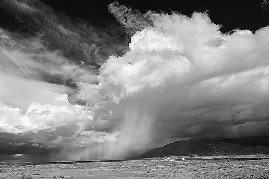 Sweeping Rain by Howard Holley