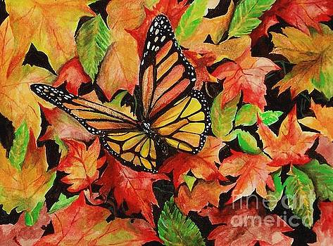Sweet Autumn by Laneea Tolley