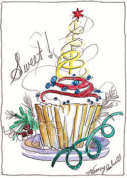Sweet Cupcake by Michele Hollister - for Nancy Asbell