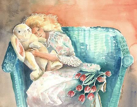 Sweet Dreams by Arline Wagner
