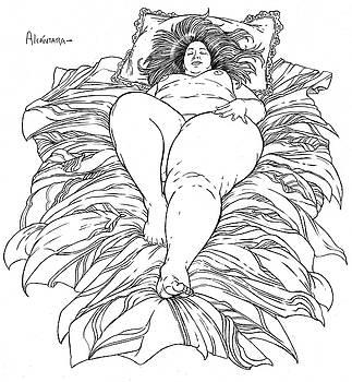Sweet Dreams by Juan Alcantara