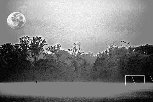 Sweet Dreams of Soccer by Peter  McIntosh