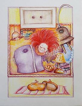 Sweet Dreams by Rita Fetisov