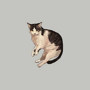 Sweet Cat by Ellan Suder