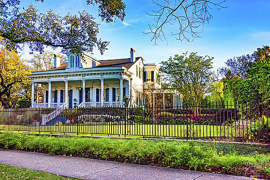 Steve Harrington - Sweet Home New Orleans - Spring Garden 2