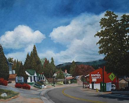 Sweet Home North Fork by Mary Beth Harrison