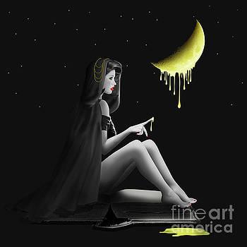 Sweet honey moon by Monika Juengling