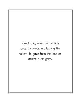 Sweet it is, when on... by Famous Quotes