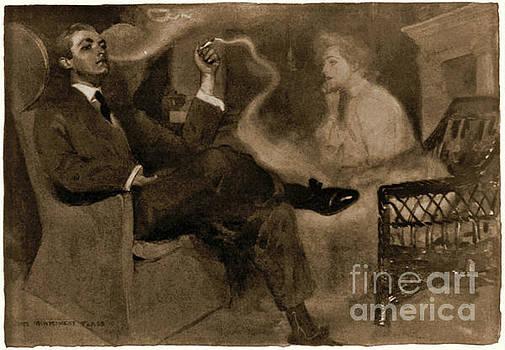 Sweet Magic of Smoke 1903 by Padre Art