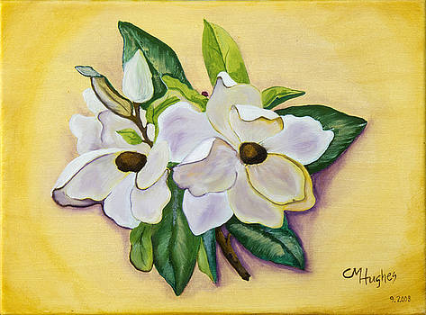 Sweet Magnolias by Christie Nicklay