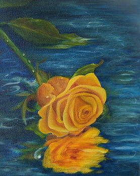 Sweet Remembrance Reflected by Susan Dehlinger