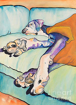 Sweet Sleep by Pat Saunders-White