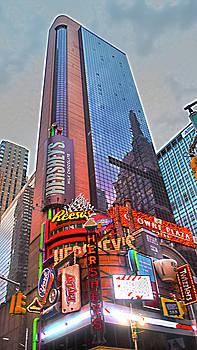 Sweet Street NYC by Timothy Lowry