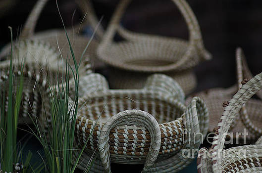 Dale Powell - Sweetgras Baskets in Charleston SC