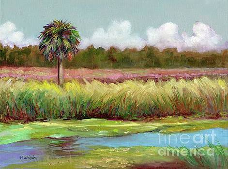 Sweetwater Palm by Eve  Wheeler