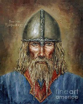 Sweyn Forkbeard by Arturas Slapsys
