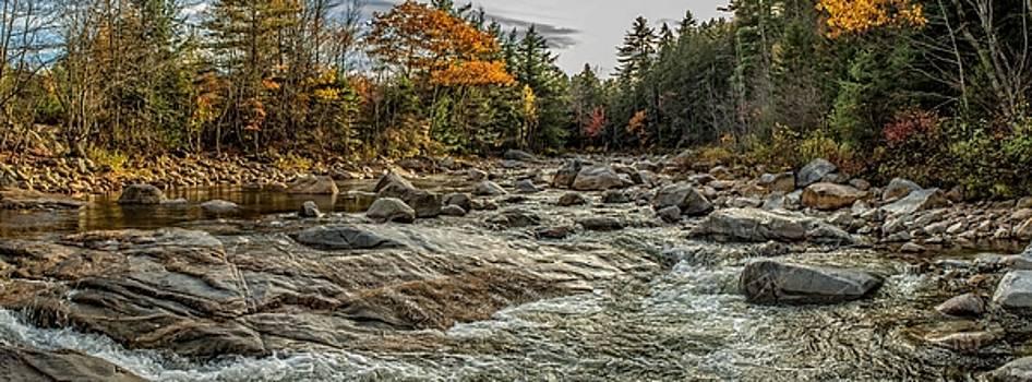 Robert Hayes - Swift River Panorama