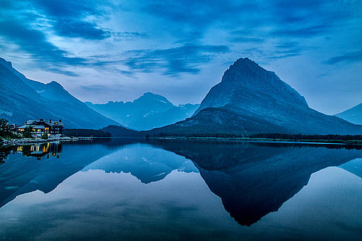 Swiftwater Lake by Allen Ahner