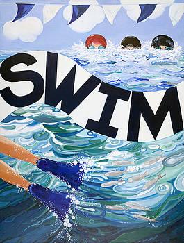 Swim by Barbara Esposito