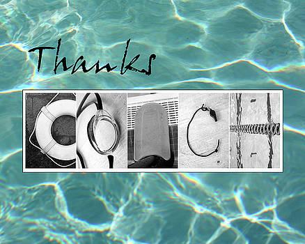 Swim Coach by Kathy Stanczak