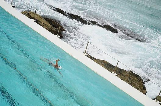 Swimmer by Darren Kearney