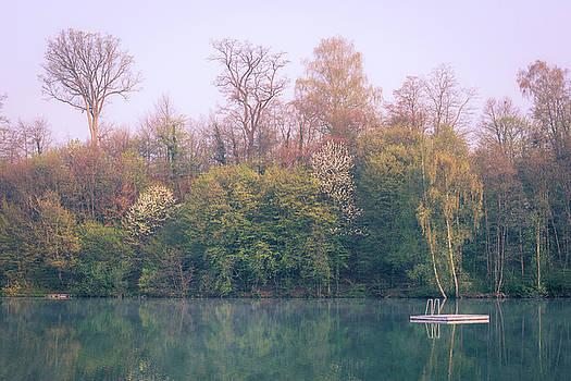 Swimming Platform by Alexander Kunz